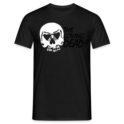 Loving Dead Logo - Männer T-Shirt