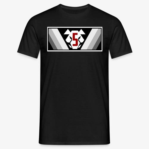 erikois5Vaaka - Miesten t-paita