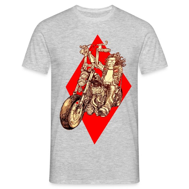 Diamond Biker