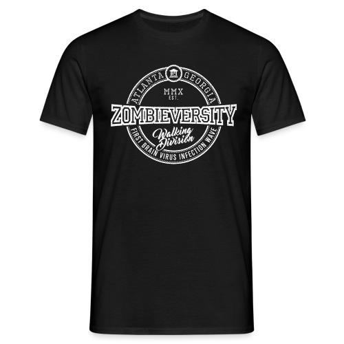 Zombieversity - Männer T-Shirt