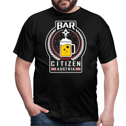 BarCitizenAustria Logo - Männer T-Shirt