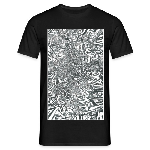 The Fifth Dimension jpg - Men's T-Shirt
