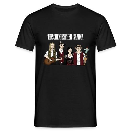tirschenreither Spreadshirt png - Männer T-Shirt