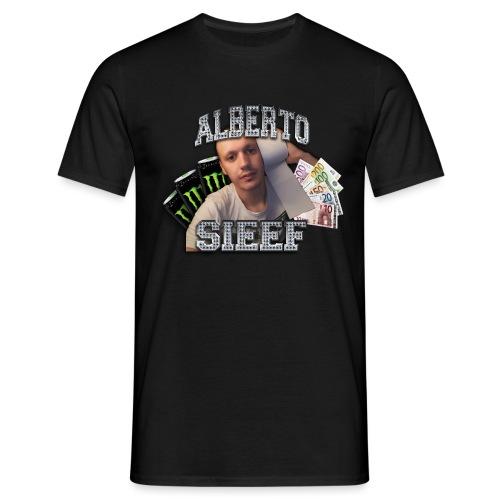 Alberto Sieef - Männer T-Shirt