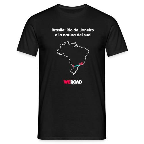 Brasile: Rio de Janeiro e la natura del sud - Maglietta da uomo