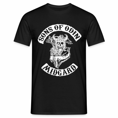 Sons of odin - Camiseta hombre