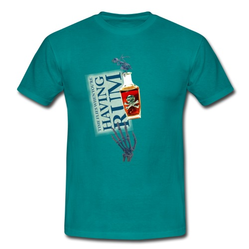 Rum needs - Men's T-Shirt