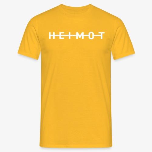 heimotlogo - Miesten t-paita