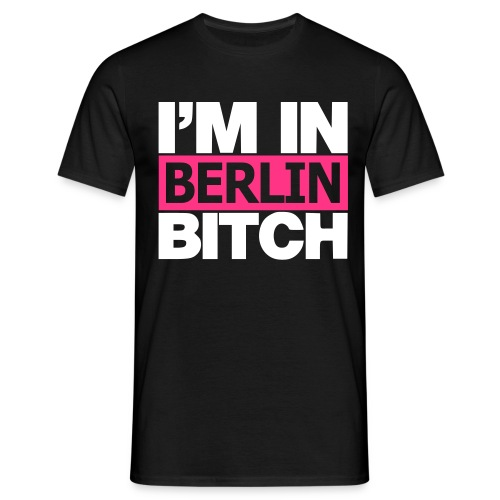 berlin - Männer T-Shirt