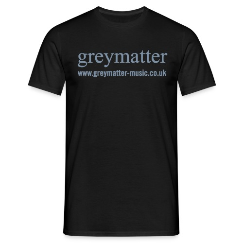 greymatter vectors copyb - Men's T-Shirt