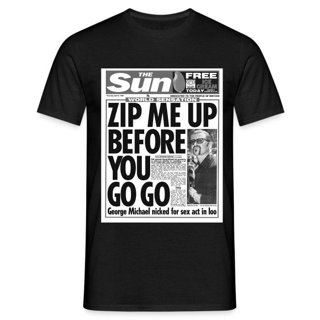 Zip Me Up FP BW