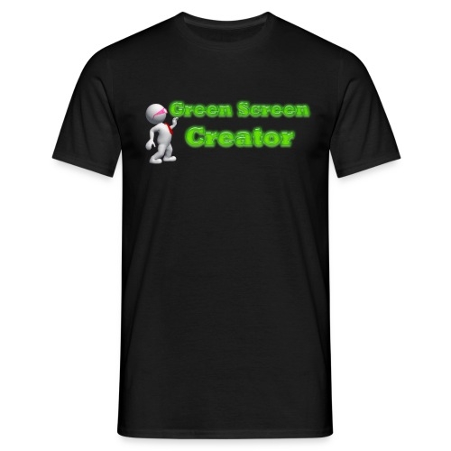 Chreator png - Men's T-Shirt