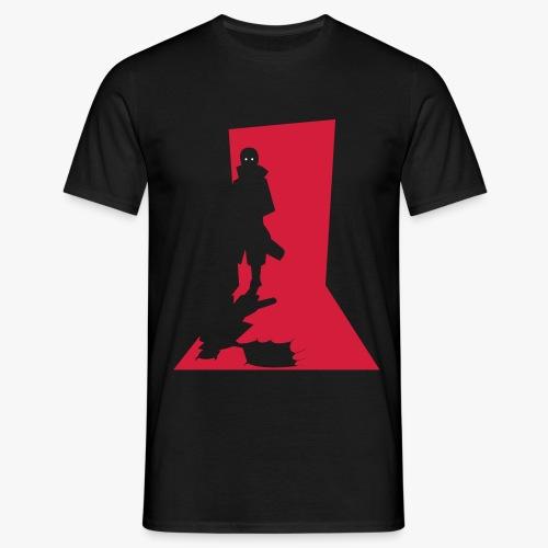 Monster in the Doorway - Herre-T-shirt