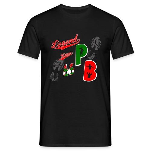 PBv1D png - T-shirt Homme