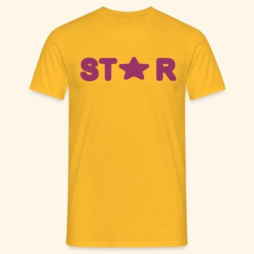 Star of Stars - Men's T-Shirt