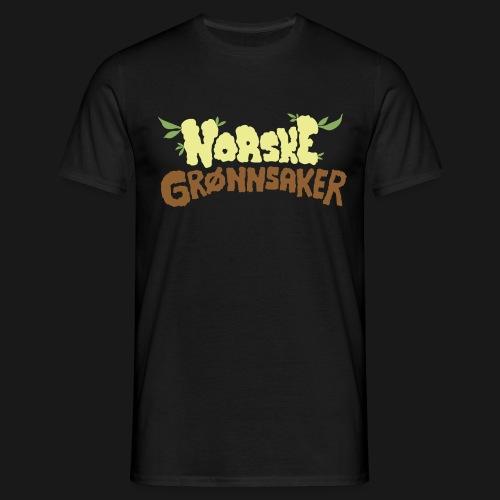 NG Logo - T-skjorte for menn
