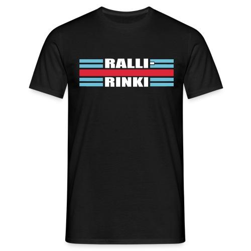 Rallirinki Martini 300dpi png - Miesten t-paita