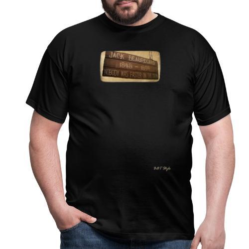 Jack Beauregard - Men's T-Shirt