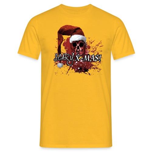 JULEMANDENS DØD 2 - Herre-T-shirt