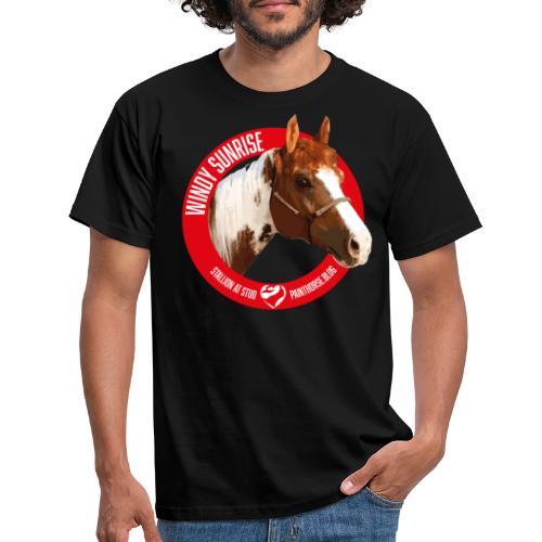 WINDY SUNRISE - Maglietta da uomo