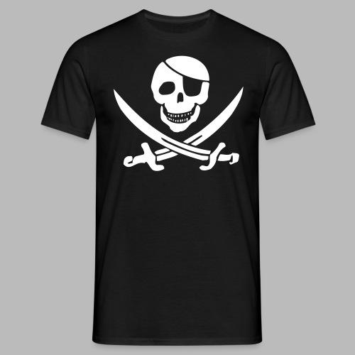 pirat pur klein - Männer T-Shirt