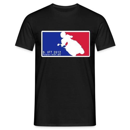 ift9mlblogo - Männer T-Shirt