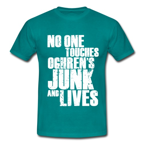 nonetouches - Men's T-Shirt