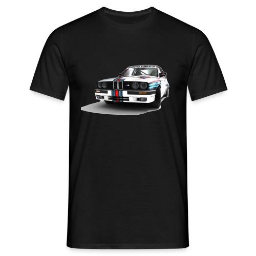 bmwvektor - T-skjorte for menn