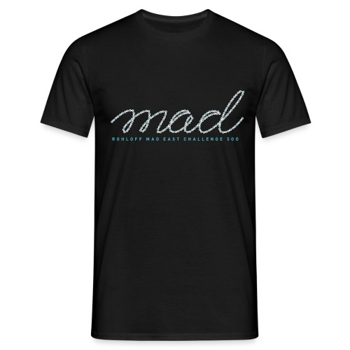 MAD500 2010 front - Männer T-Shirt