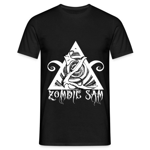 Zombie White - Men's T-Shirt