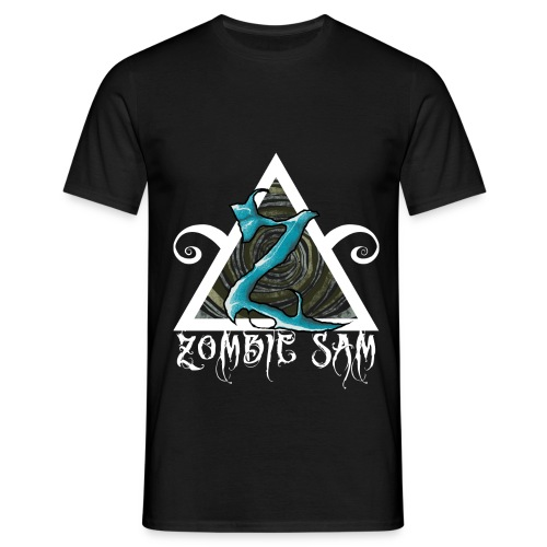 Zombie Blue - Men's T-Shirt