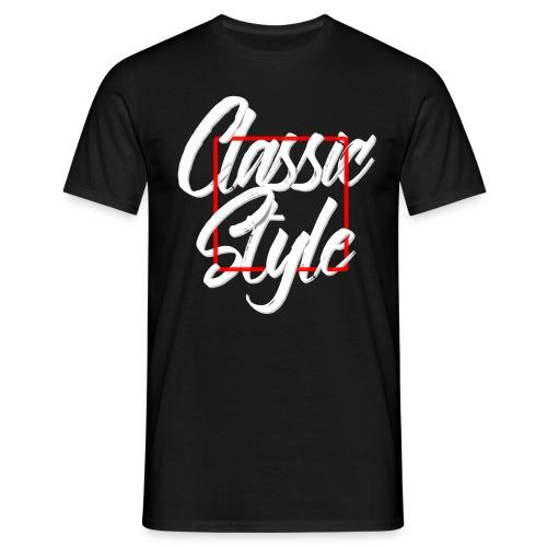 Classic style B - Camiseta hombre