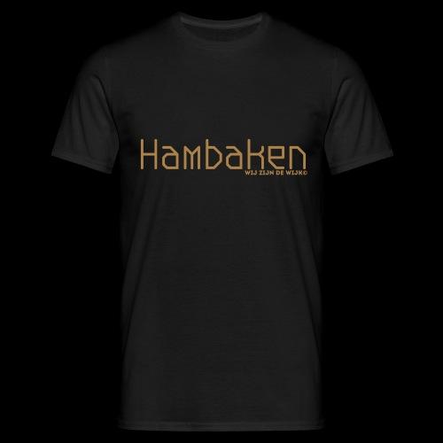 Hambaken Plasmatic Regular - Mannen T-shirt