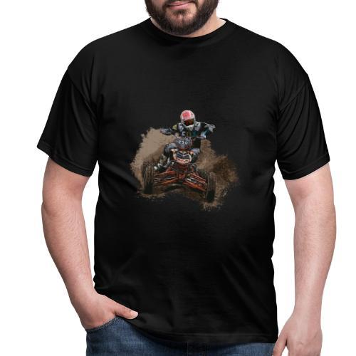 Quad Driver #250 - Männer T-Shirt