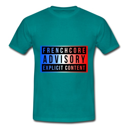 Frenchcore - Men's T-Shirt