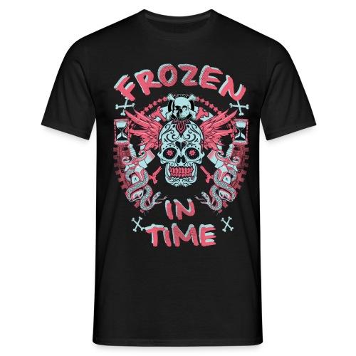 Mr Crue Frozen - T-shirt herr