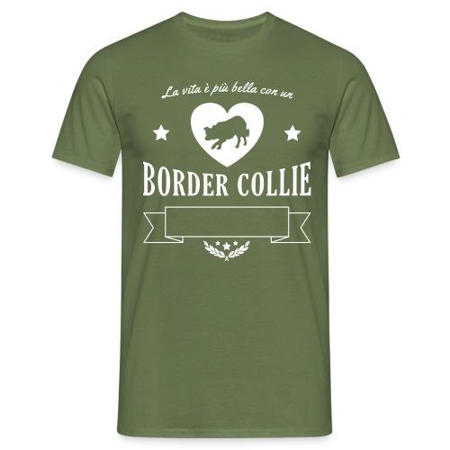 border - Maglietta da uomo