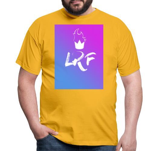 LRF rectangle - T-shirt Homme