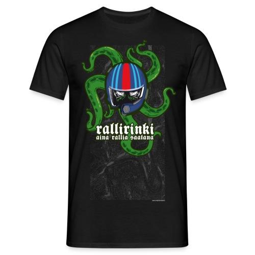RALLITOXPITKA(1) - Miesten t-paita