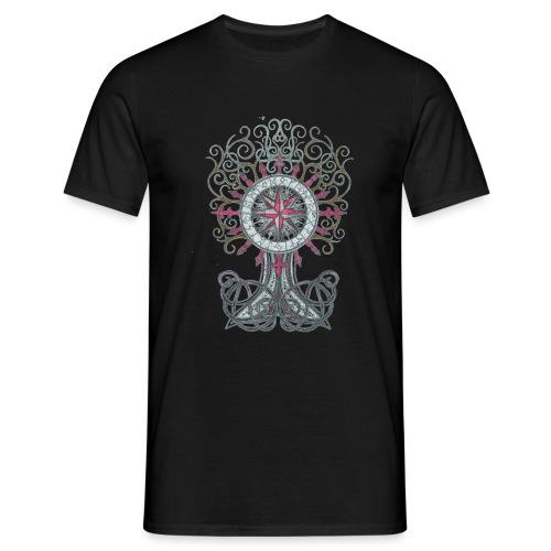 tree of life - Men's T-Shirt