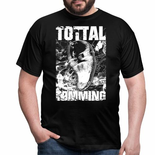 Lille Stille Psykkopat - T-skjorte for menn