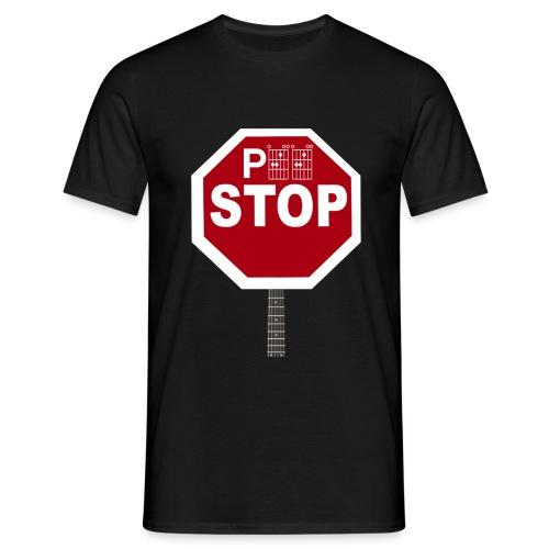 Pee Stop for Concert Goers! - Men's T-Shirt