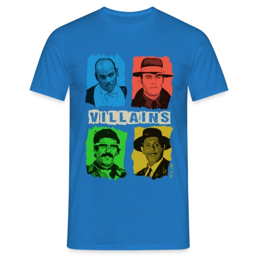 Villains - Men's T-Shirt