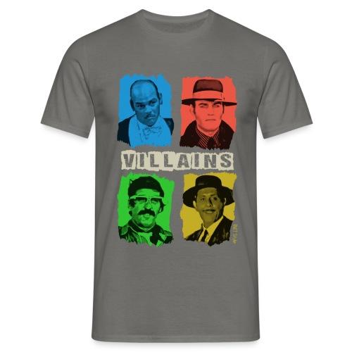 Villains - Maglietta da uomo