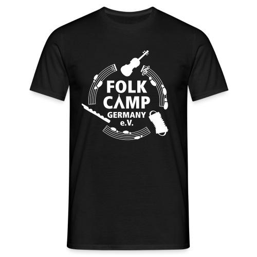 FCG Logo - Männer T-Shirt