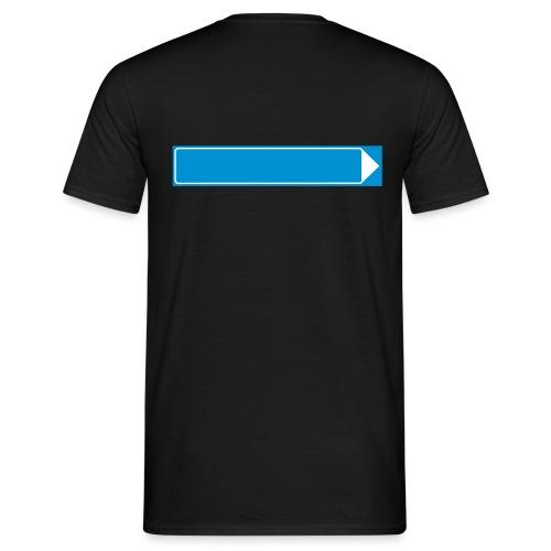 Roadsign - Miesten t-paita