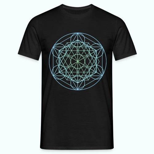 Geometric composition - Men's T-Shirt