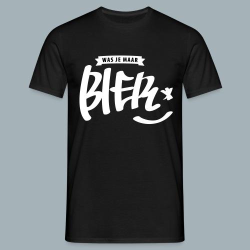 Bier Premium T-shirt - Mannen T-shirt