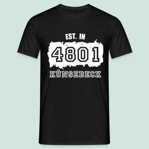 4801 Künsebeck - Established - Männer T-Shirt