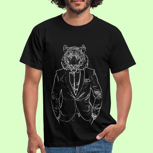 TIGER STYLE!! - Camiseta hombre